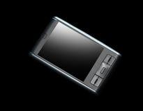 Vista de PDA Fotografía de archivo libre de regalías