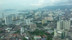 Vista de Penang 3 imagens de stock royalty free