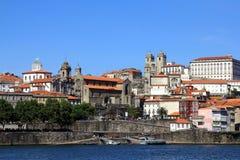 Vista de Porto Foto de Stock