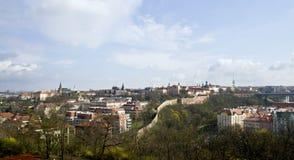 Vista de Praga Imagem de Stock Royalty Free