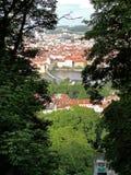 Vista de Praga Imagenes de archivo