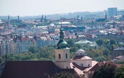 Vista de Praga Imagens de Stock Royalty Free