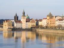 Vista de Praga, República Checa Imagens de Stock Royalty Free
