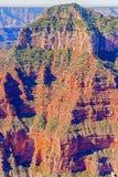 Vista de Rim Of The Grand Canyon norte Imagens de Stock