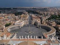 Vista de Roma Fotografia de Stock Royalty Free