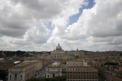Vista de Roma Fotos de archivo