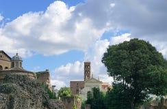 Vista de Roma Fotografía de archivo libre de regalías