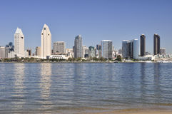 Vista de San Diego Fotografia de Stock