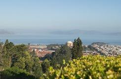 Vista de San Francisco foto de archivo libre de regalías