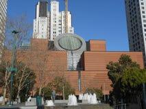 Vista de San Francisco los E.E.U.U. Fotografía de archivo libre de regalías