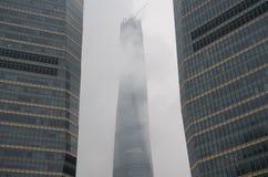 Vista de Shangai Foto de archivo libre de regalías