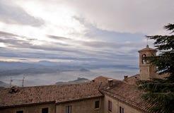 Vista de St. Leo Foto de Stock