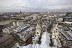 Vista de St. Pauls Imagens de Stock Royalty Free