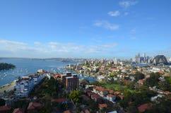 Vista de Sydney Foto de Stock Royalty Free