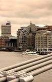 Vista de Tamisa Fotografia de Stock Royalty Free
