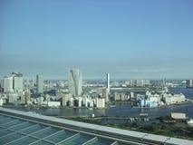 Vista de Tokio Japón Fotos de archivo libres de regalías