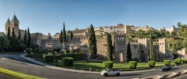 Vista de Toledo Fotos de archivo