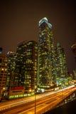Vista de Toronto do centro Foto de Stock