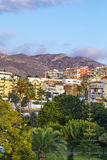 Vista de Torremolinos, España Fotos de archivo
