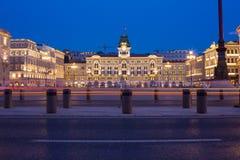Vista de Trieste Foto de archivo