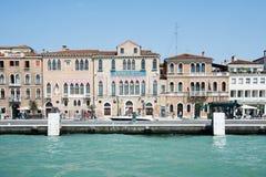Vista de Venecia fotos de archivo libres de regalías