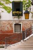 Vista de Venecia - Italia Fotos de archivo