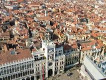 Vista de Venecia (Venezia) Imágenes de archivo libres de regalías