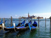 Vista de Veneza, Italy fotos de stock