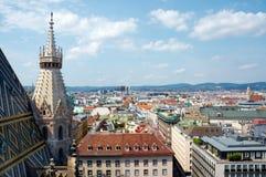 Vista de Viena Foto de Stock