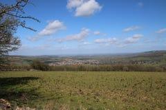 Vista de Winchcombe Imagem de Stock Royalty Free