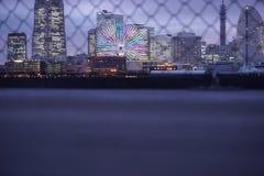 Vista de Yokohama Foto de archivo libre de regalías