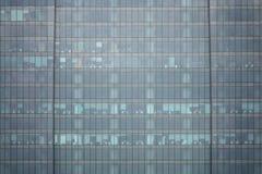 Vista degli uffici vuoti Fotografia Stock
