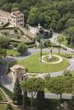 Vista dei motivi a Roma, Italia. Immagine Stock