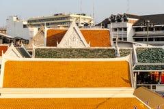 Vista dei tetti Fotografia Stock Libera da Diritti