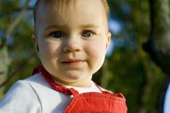 Vista del bambino Fotografia Stock Libera da Diritti