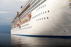Vista del barco de cruceros Fotos de archivo
