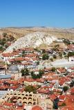 Vista del beypazari Fotografía de archivo