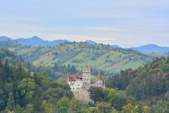 Vista del castello della crusca. Fotografie Stock