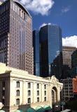 Vista del centro urbano di Pittsburgh Fotografie Stock Libere da Diritti