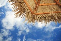 Vista del cielo Imagenes de archivo