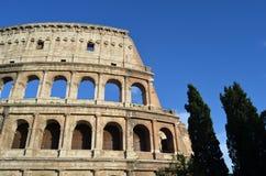 Vista del Colosseum. Roma fotografie stock