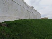 Vista del Cremlino Kazan, Russia di Kazan fotografie stock libere da diritti