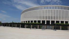Vista del ` di Krasnodar del ` dello stadio archivi video