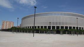 Vista del ` di Krasnodar del ` dello stadio video d archivio