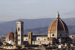 Duomo de Florencia Fotografía de archivo libre de regalías