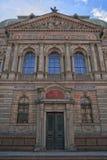 Vista del edificio viejo en St Petersburg Imagen de archivo libre de regalías