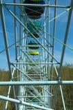 Vista del Ferris Fotografía de archivo