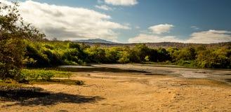 Vista del Galapagos Immagine Stock