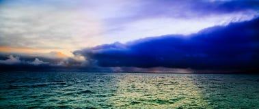 Vista del Galapagos Fotografie Stock