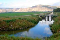 Vista del Galilee Fotografie Stock Libere da Diritti